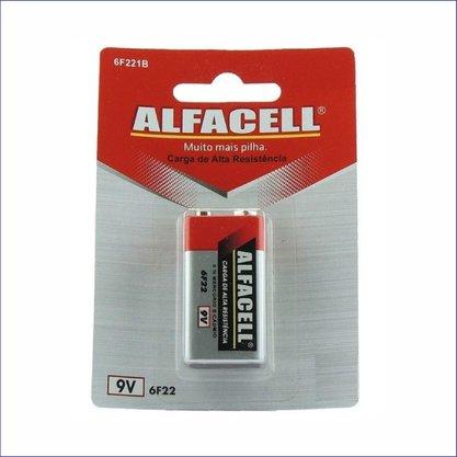 Bateria Alfacell 9 volts