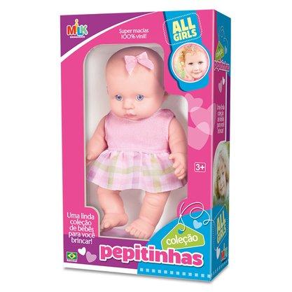 Boneca Colecao Pepitinhas