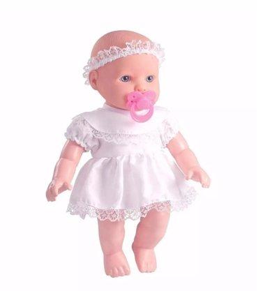 Boneca Little Baby Minha Primeira Oracao