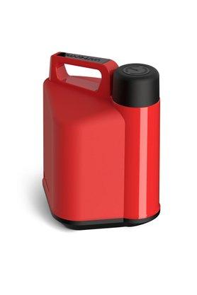 Botijao para agua Turim 5 litros vermelho