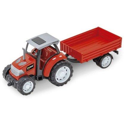 Brinquedo Maxx Trator Serie Carreta