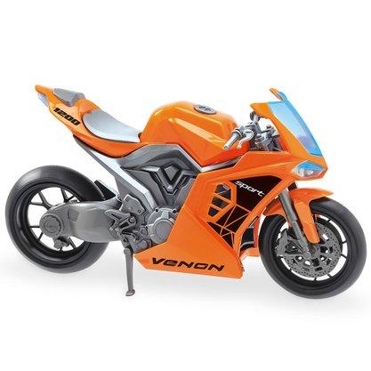 Brinquedo Moto Venon Sport