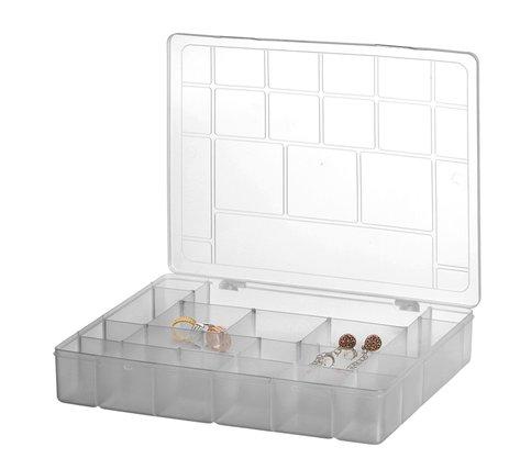 Caixa Organizadora com Divisórias Tamanho G