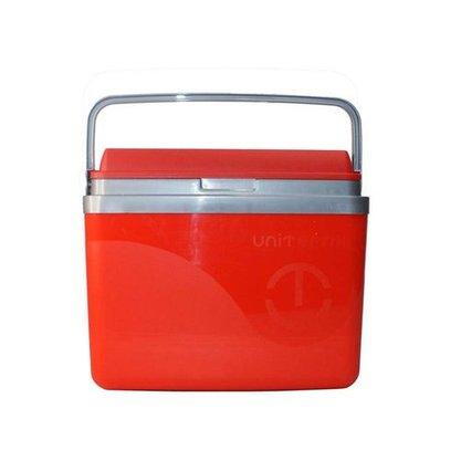 Caixa termica Floripa 30 litros vermelha