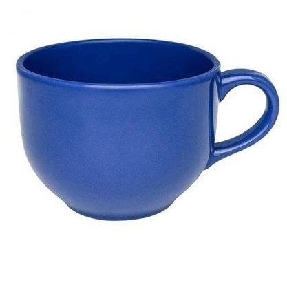 Caneca Jumbo 740 ml cor Azul