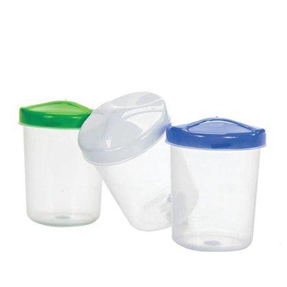 Conjunto 3 potes Porta Condimentos / Temperos