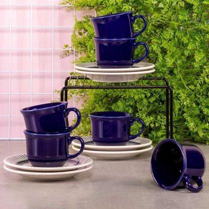 Conjunto Chá 12 peças Colb