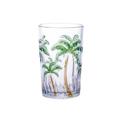 Copo Água Palm Tree
