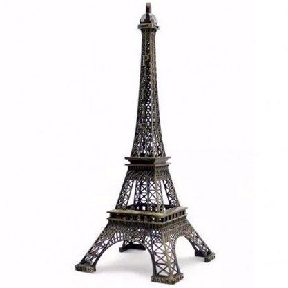Enfeite Decorativo Torre de Paris