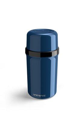 Garrafa Térmica 250ml Fano Azul Metalizado