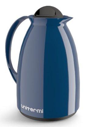 Garrafa Térmica de Mesa Florenca 650 ml Cor Azul