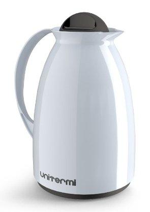 Garrafa Térmica de Mesa Florenca 650 ml Cor Branco