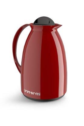 Garrafa Térmica de Mesa Florenca 650 ml Cor Vermelho