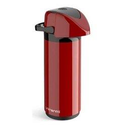Garrafa termica de mesa pressao Verona 1 litro vermelha