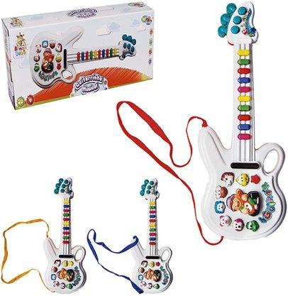 Guitarra Animais Da Fazenda