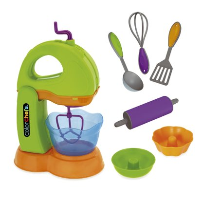 Kit Batedeira Color Chefs