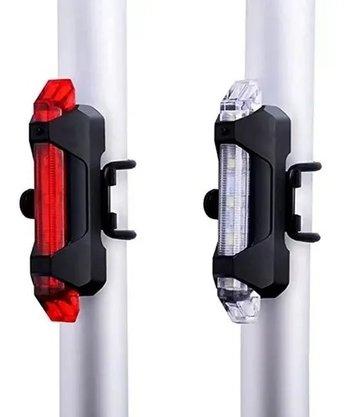 Lanterna Led Para Bicicleta