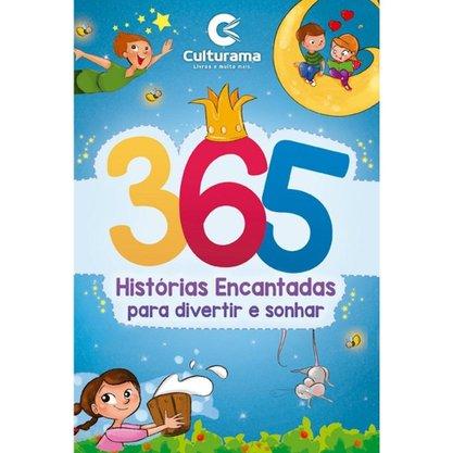 Livro 365 Historias Encantadas