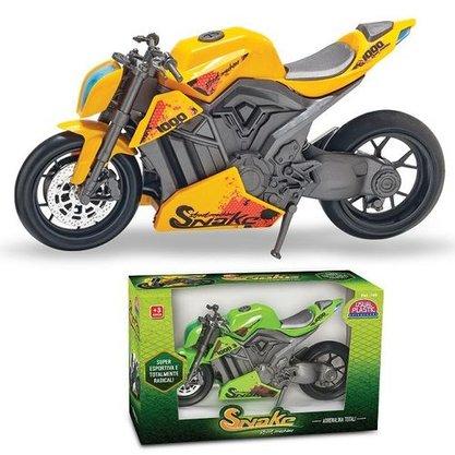 Moto Snake Street Machine