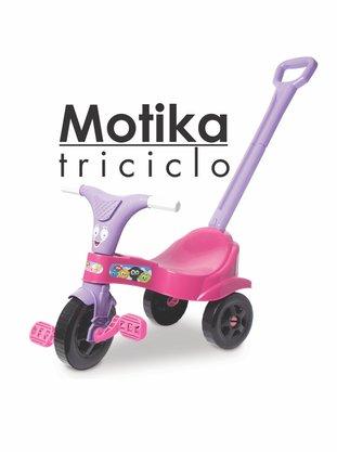 Motoka Rosa com Haste