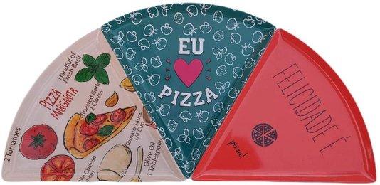 Prato Para Pizza