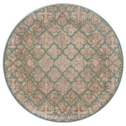 Prato Raso 26cm Linen