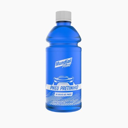 Pretinho Para Pneus 500 ml Mundial Prime