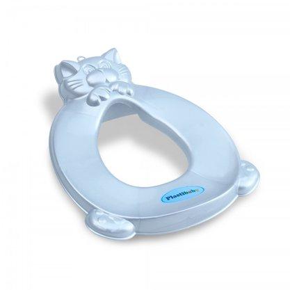 Redutor para Vaso Sanitário Baby Azul Perolado