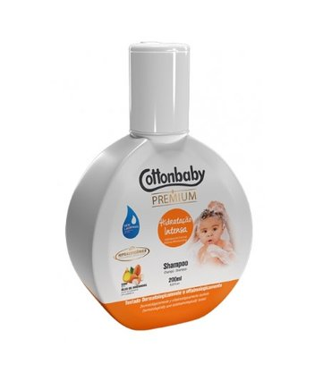Shampoo Hidratacao Intensa 200ml