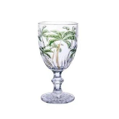 Taça Água Palm Tree