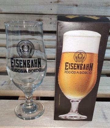 Taça de Vidro Eisenbahn Royal Beer