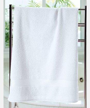 Toalha Banho Prisma Liso 70X140 Branco