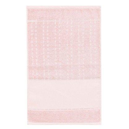 Toalha Lavabo Multi Arte III 30cm x 45cm Rosa