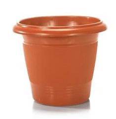Vaso Plástico Redondo 700ml